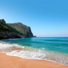 Türkische Riviera: 7 Tage Türkei im tollen 5* Hotel in Strandnähe mit All Inclusive, Flug, Transfer & Zug zum Flug nur 356€