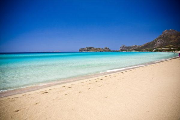 Falasarna Strand Kreta