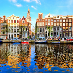 Städtetrip: 3 Tage Amsterdam mit guten 3* Hotel & Flug nur 127€