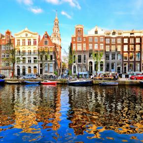 Amsterdam Tipps: Grachten, Fahrräder & Coffee Shops
