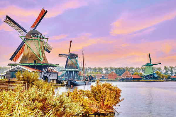 Amsterdam Windmühlen