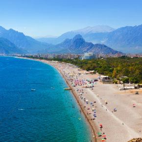 Türkei Luxus: 5 Tage im TOP 5* All Inclusive Hotel mit Flug & Transfer nur 265€