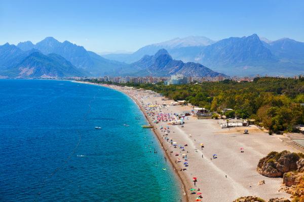 Antalya Strand Beach
