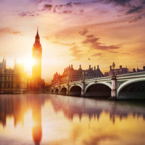 Wochenendtrip: 3 Tage London mit Unterkunft, Frühstück & Flug nur 76€