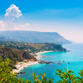 Italien: 7 Tage Kalabrien im guten 4* Hotel mit Flug nur 171€
