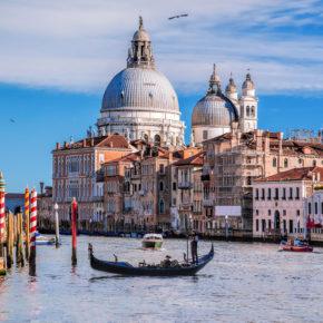 Die Stadt der Liebe Italiens: 3 Tage Venedig im TOP 4* Hotel mit Frühstück ab 69€