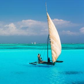Traumurlaub auf Sansibar: 10 Tage im TOP 3* Strandhotel mit Frühstück & Flug nur 532€
