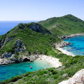 Neueröffnung auf Korfu: 7 Tage im 5* Luxus-Hotel mit Frühstück, Flug, Transfer & Zug zum Flug für 972€