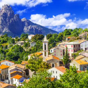 Wunderschönes Korsika: 8 Tage in eigener Ferienwohnung mit Meerblick, Pool & Flug nur 141€