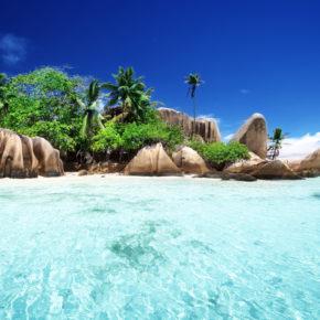 Seychellen Inselhopping: 15 Tage Traumurlaub mit 3* Hotels, Frühstück, Flug & Transfers für 2.054€