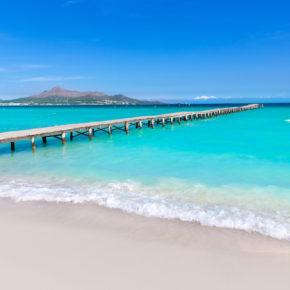 Frühbucher Mallorca: 8 Tage Mallorca im TOP 4* Hotel mit Halbpension, Flug & Transfer nur 197€