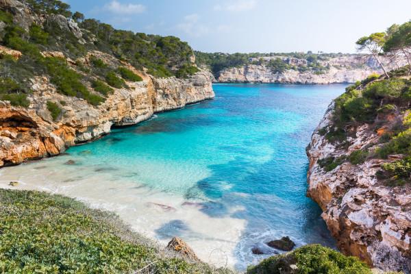 Mallorca Strand Bucht