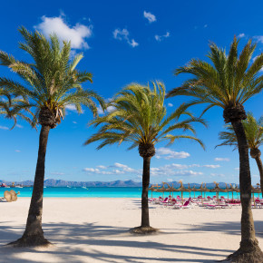 5 Tage Mallorca im TOP 4* All Inclusive Hotel mit Flug nur 265€