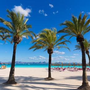 Urlaub übers Wochenende: 5 Tage Mallorca mit gutem 3* Hotel, Halbpension & Flug um 137€