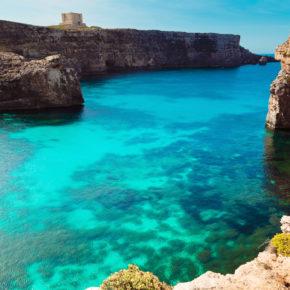 Malta: 8 Tage im TOP 4.5* Hotel mit Flug & Rooftop Pool nur 136€