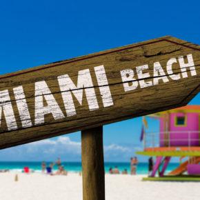2021: 8 Tage in den Sunshine State: Hin- & Rückflug nach Miami nur 293€