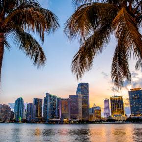USA: 7 Tage Miami Beach mit Strandunterkunft, Halbpension & Flug nur 485€