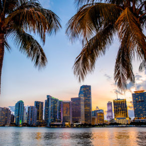 Welcome to Miami: 8 Tage USA mit 3* Hotel in Strandnähe & Flug nur 524€