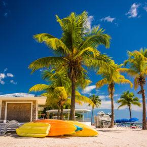 Low-Budget Miami: 8 Tage mit Unterkunft, Halbpension & Flug nur 391€