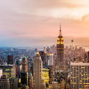 New York: 8 Tage im TOP 4.5* Hotel mit Flug nur 568€