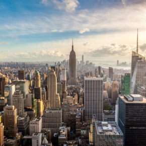 Big Apple: 7 Tage New York im 3* Hotel in Manhattan mit Flug nur 537€