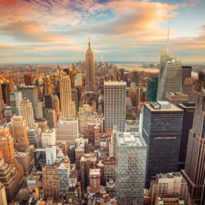 Big Apple: 8 Tage New York im TOP 4* Designhotel mit Flug nur 646€