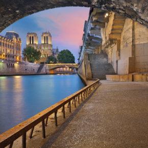 Zum Schnäppchenpreis nach Paris: Flüge in die Stadt der Liebe um 3€