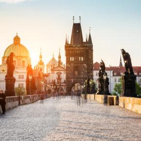 Prag Hotelgutschein: 2 Tage am Wochenende in einem A&O Hotel nur 14,99€