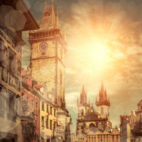 Goldenes Prag Highlight: 2 Tage im TOP 4* Hotel mit Frühstück nur 11€