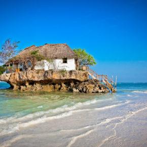 Sansibar: 15 Tage im 3* Hotel mit Meerblick, Frühstück & Flug nur 694€