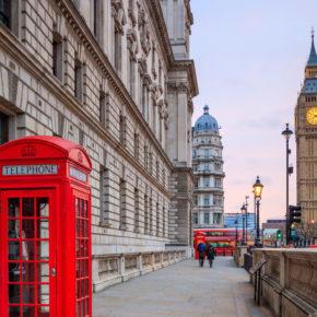 Wochenende in London: 3 Tage Städtetrip mit Unterkunft im Zentrum & Flug nur 53€