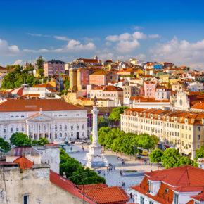 Langes Wochenende in Lissabon: 4 Tage Kurztrip mit Hotel & Flug nur 110€