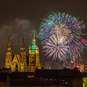 Silvester in der Goldenen Stadt: 2 Tage in toller Unterkunft mit Frühstück um 62€