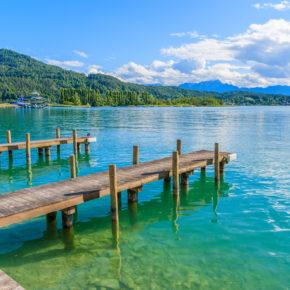 Wochenendtrip an den Wörthersee: 2 Tage im TOP 4* Resort direkt am See nur 42€