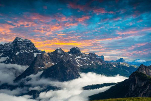 Tirol Farbenspiel