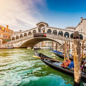 Wochenendtrip nach Venedig: 3 Tage im zentralen TOP 3* Hotel nur 52€
