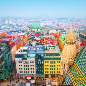 24h Sale: Wochenende in Wien im TOP 3.5* Designhotel mit Frühstück ab 49€