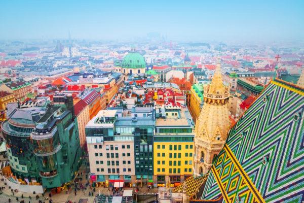 Wien Ausblick