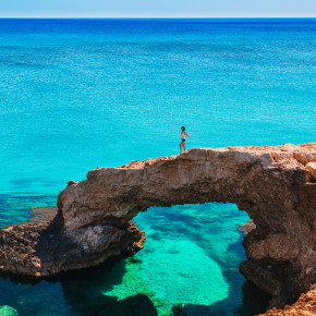Urlaub am Mittelmeer: Flüge nach Zypern nur 8€