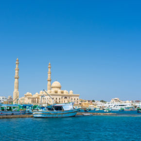 Ägypten: 7 Tage Hurghada im TOP 5* Hotel mit All Inclusive, Flug & Transfer nur 402€
