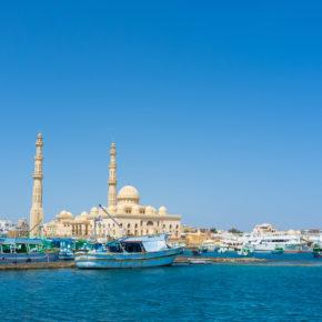 Ägypten 2021: 7 Tage Hurghada im 5* Hotel mit All Inclusive Plus, Flug & Transfer nur 458€