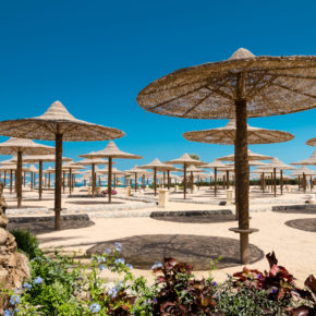 Ägypten: 7 Tage im TOP 4* Hotel in Strandnähe mit All Inclusive, Flug & Transfer für 452€