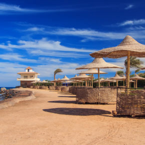 Luxus pur: 7 Tage Hurghada im TOP 5* Hotel mit All Inclusive, Flug & Transfer für 374€