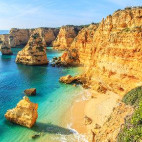 Portugal Kracher: 8 Tage Algarve mit tollem 3* Hotel & Flug nur 99€