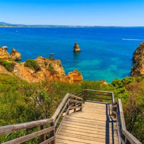 Kracher: 8 Tage Algarve mit tollem 3* Hotel & Flug nur 74€