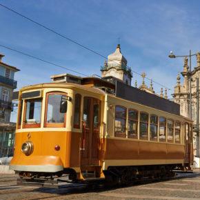 Wochenende: 4 Tage Porto mit zentraler Unterkunft & Flug nur 94€