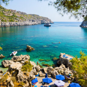 Griechenland: 7 Tage Rhodos mit TOP 4* Hotel, All Inclusive, Flug & Transfer nur 381€