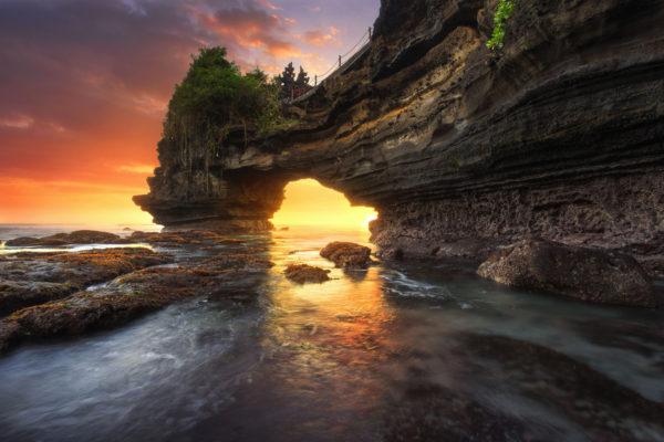 Bali Sonnenuntergang