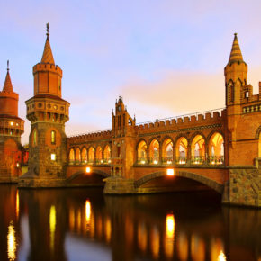Tagestrip nach Berlin mit Hin- & Rückflug nur 45€
