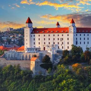 Flixbus: Fahrten zwischen Wien und Bratislava den ganzen Sommer für unglaubliche 1€